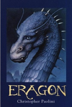"""Eragon"" by Christopher Paolini"