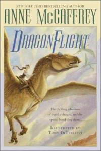 """Dragonflight"" by Anne McCaffrey"