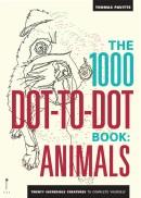 """1000 Dot-to-Dot Animals"" by Thomas Pavitte"