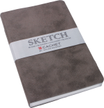 Cachet by Daler Rowney Riata Suede Effect Softbound Sketch Book