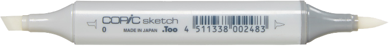 Copic Sketch Colorless Blender Marker
