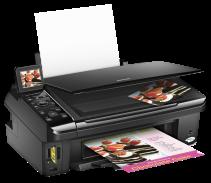 Epson Stylus NX410 Series Printer Scanner