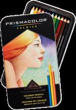 Prismacolor Premier Soft-Core Colored Pencils