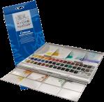 Winsor & Newton Cotman Water Color Half Pan Studio Set